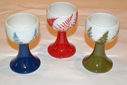 Fern Egg Cups