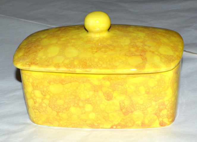 Bubble Butter Dish