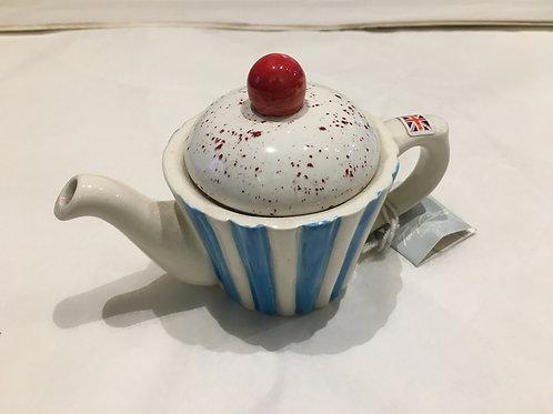 Tony Carter Collectible Teapot - Cupcake