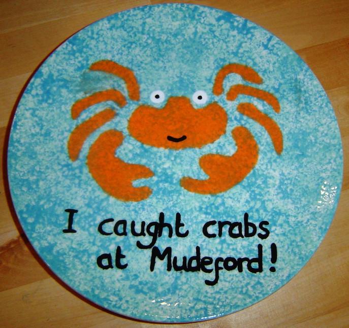 Mudeford Crabs