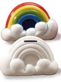 Rainbow Money Box