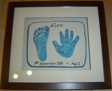Alex Age 1