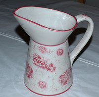 Mother's Day Jug With Stickers