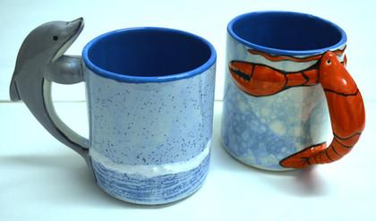 Undersea Mugs