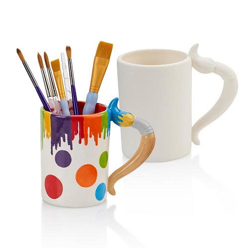 Paint Brush Mug