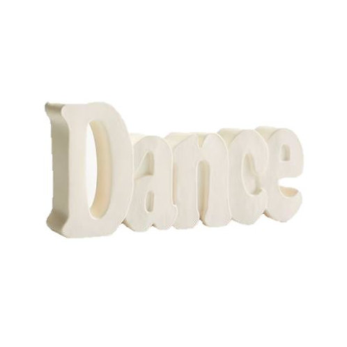 Dance Plaque