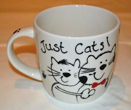Just Cats Mug