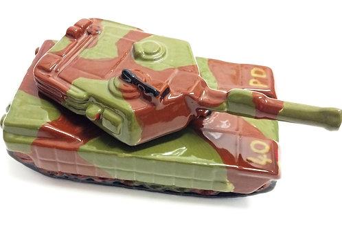Tank Trinket Box