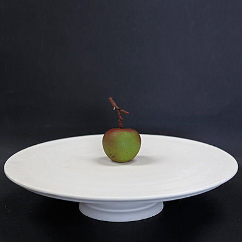 Large Cake Plate