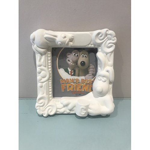 Wallace & Gromit Photo Frame