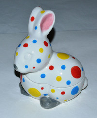 White Bunny Box