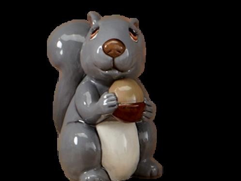 Squirrel Ornament