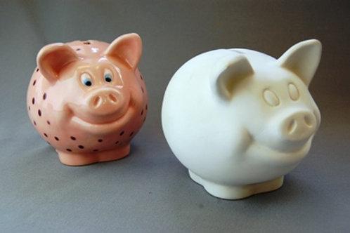 Cute Pig Money Box