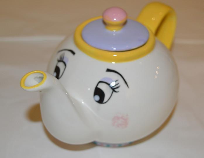 Smiley Teapot