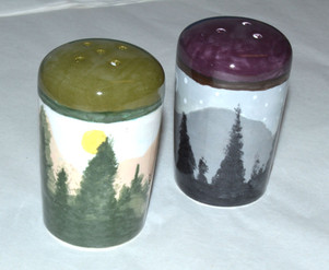 Forest Egg Cups