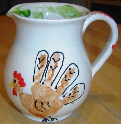 Chicken Hand
