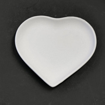 Small Heart Plate