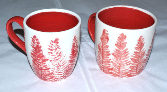 Ferns Mugs