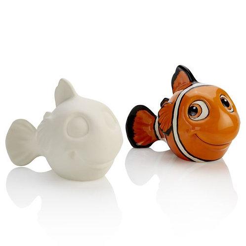 Clown Fish Ornament