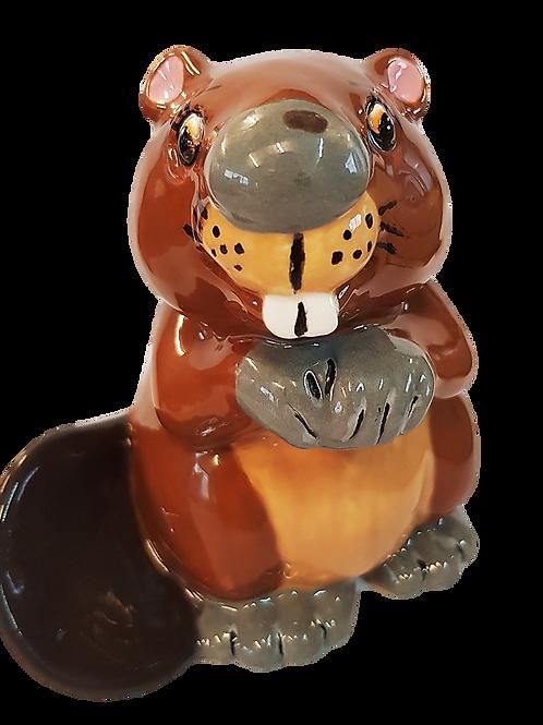 Beaver Ornament