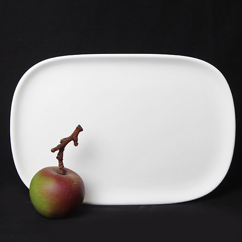 Oval Snack Tray