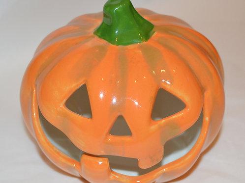 Pumpkin Tealight Holder