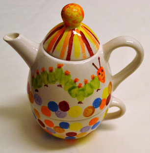 Caterpillar Tea For One