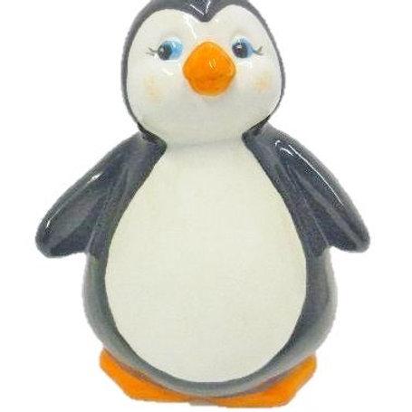 Penguin Money Box