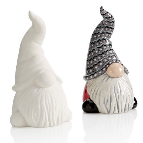 Tall Gnome Ornament