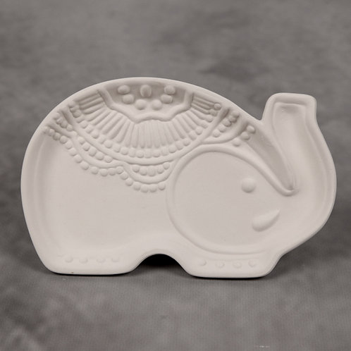 Elephant Trinket Tray