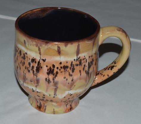 Brown Speckle Mug