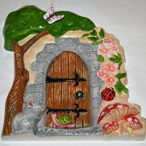 Large Fairy Door