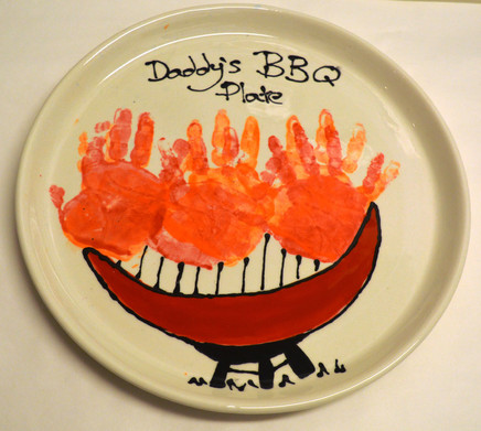 Daddy's BBQ Plate