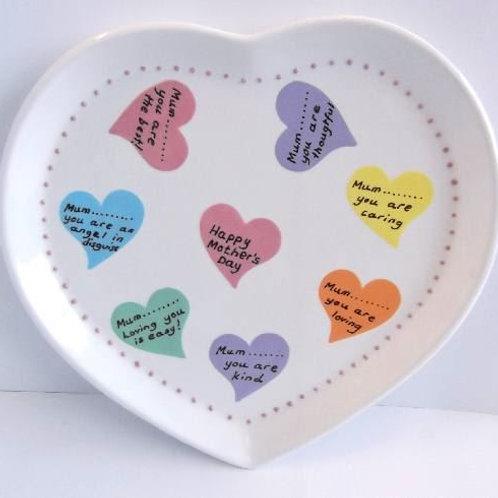 Deep Heart Plate