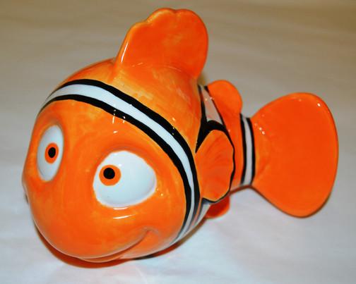 Fish Money Box