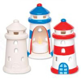 Lighthouse Tealight