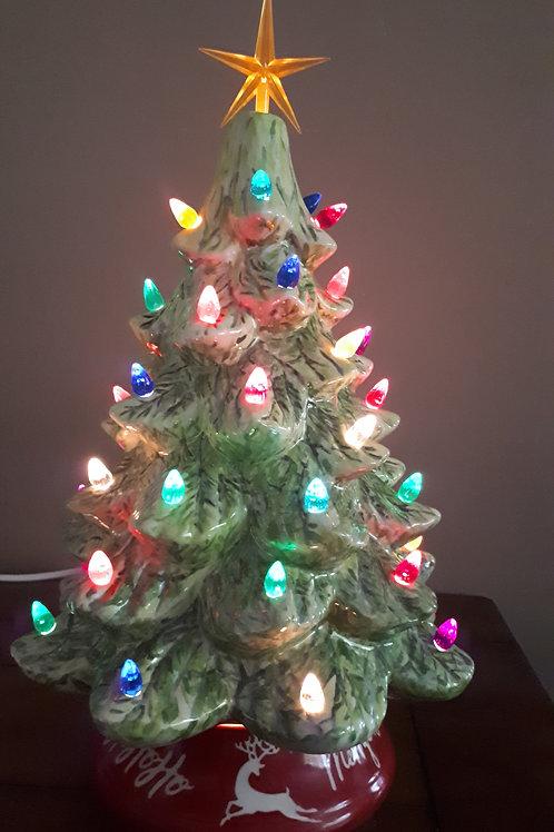 Light Up ChristmasTree