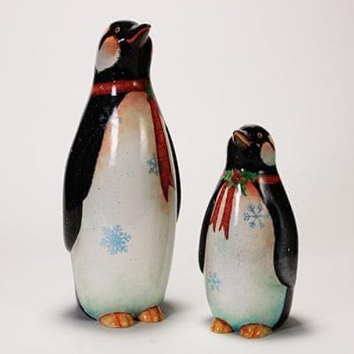Tall Penguin Ornament
