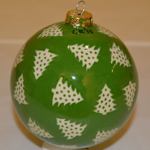 Paint by Numbers - Christmas Tree Bauble
