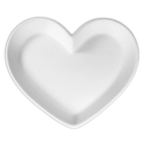 Medium Heart Plate