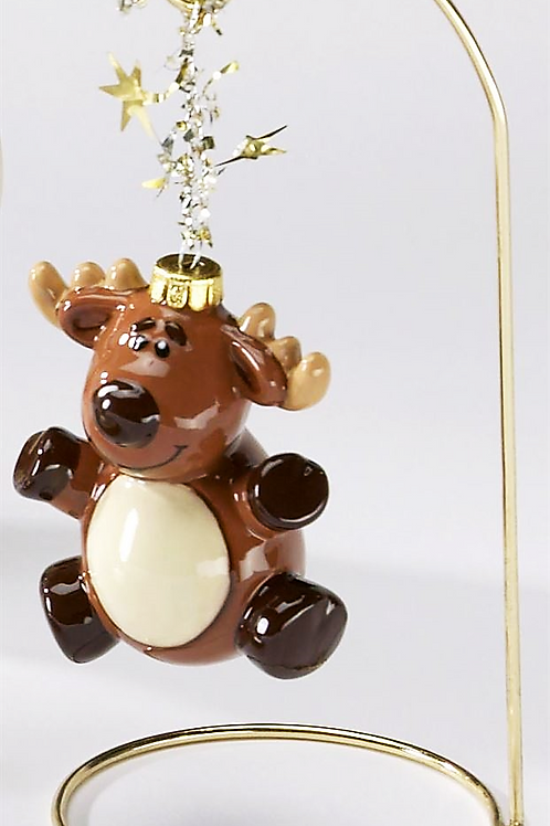Hanging Reindeer Ornament