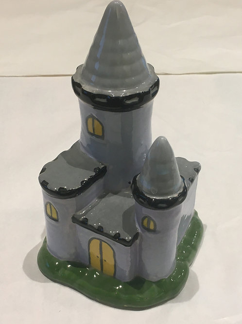 Castle Money Box