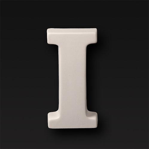 Letter I 12.7cm