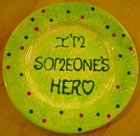I'm Someone's Hero