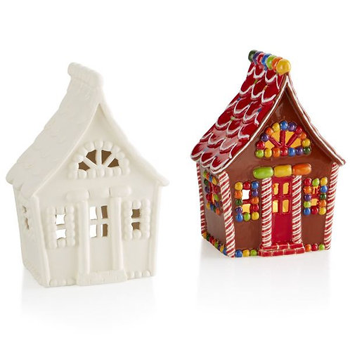 Gingerbread House Tealight