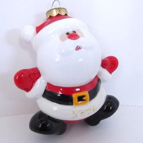 Santa Hanging Ornament