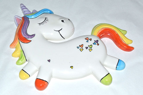 Unicorn Wall Plaque 30cm x 25cm