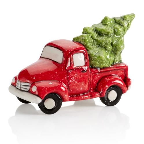 Christmas Tree Truck Ornament