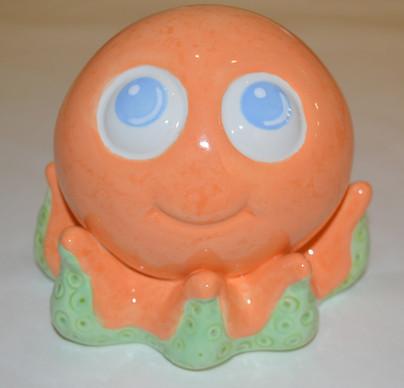 Octopus Money Box