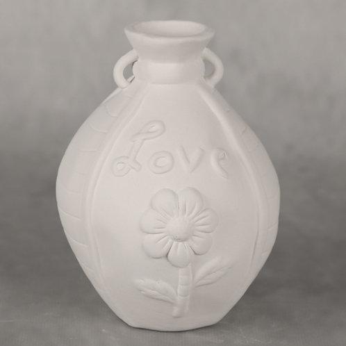 Love Flower Vase